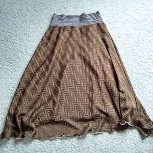Vintage Missoni Sport Brown skirt EU 42